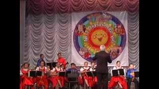 """Е. Простомолотов. Отчетный концерт оркестра """"РУССКИЕ УЗОРЫ"""" 18.05.2014 г"""