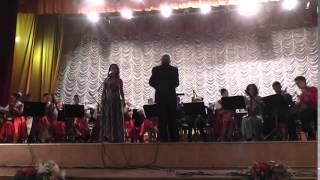 """Евгений Простомолотов и его оркестр """"Русские узоры"""""""