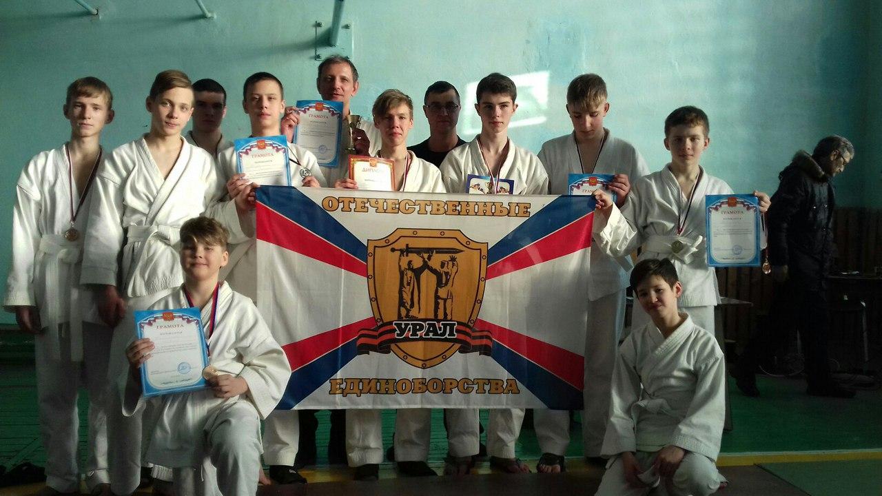 Пикет Казачьего Дозора Школа Урал из Челябинска