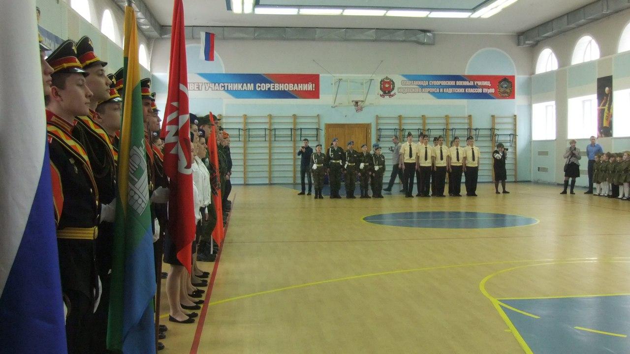 Присяга в Юнармию в Екатеринбурге в ЕкСВУ