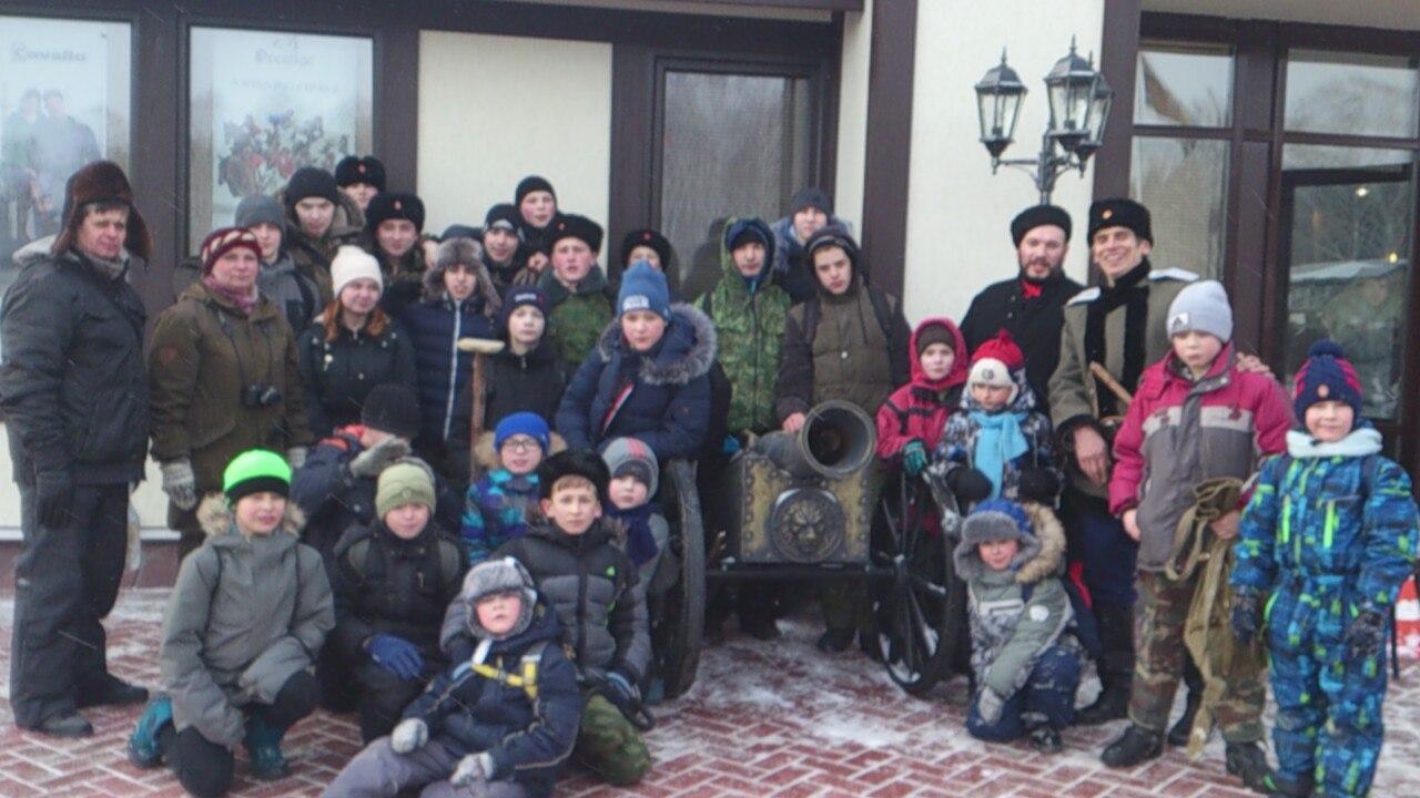 Пикеты Казачьего Дозора в В.Дуброво
