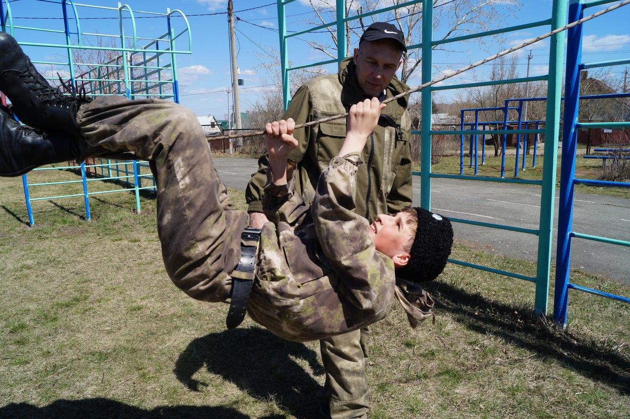 Клуб Ермак города Коркино Челябинской области