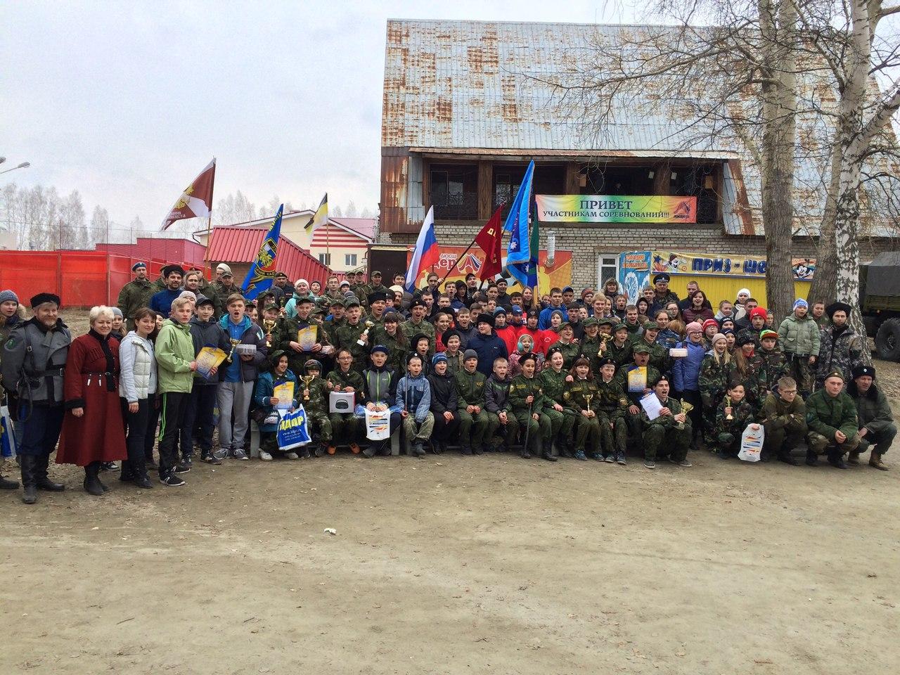 Казачий Дозор в Верхнепышминском парке культуры и отдыха