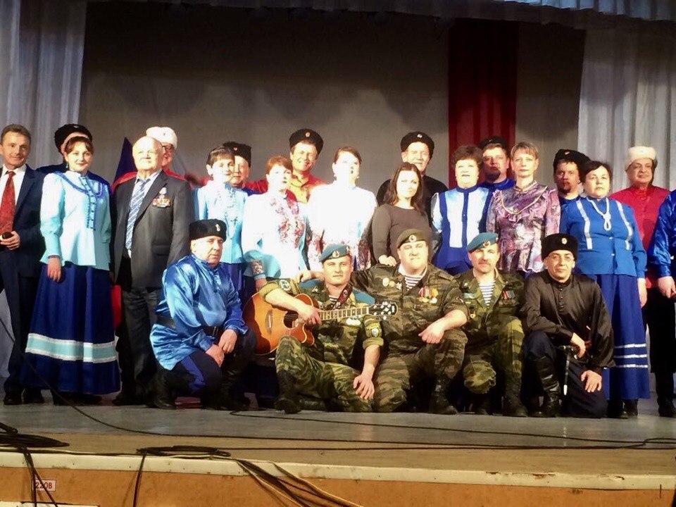 Уральские просторы и Казачий Дозор