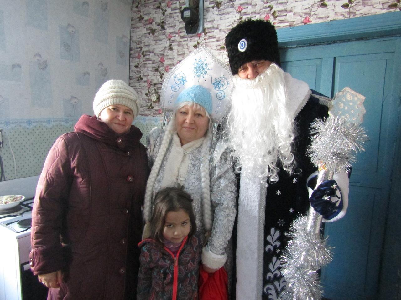 Казачий Дозор на Урале