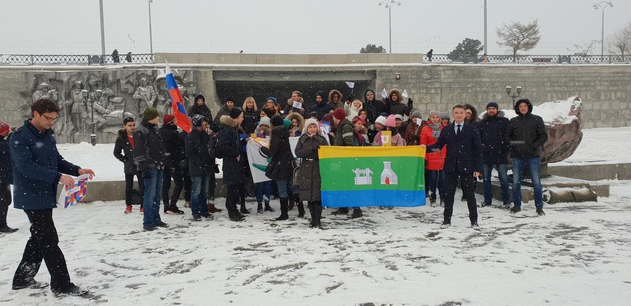Казачий Дозор и Русское Будущее в Екатеринбурге