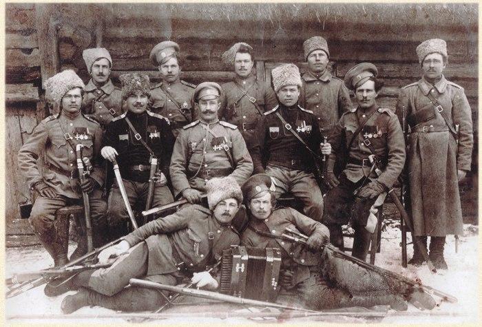 История оренбургских казаков