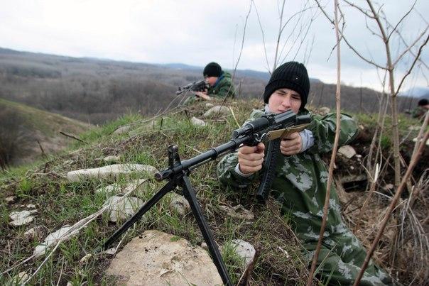 детские военные игры
