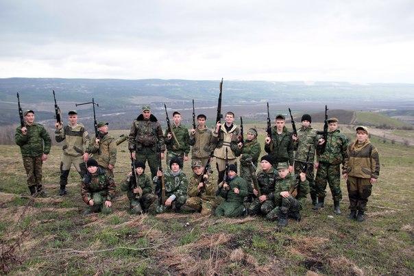 военно патриотическое воспитание молодежи