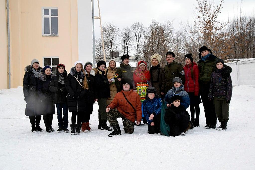 Пикеты Казачьего Дозора в Екатеринбурге