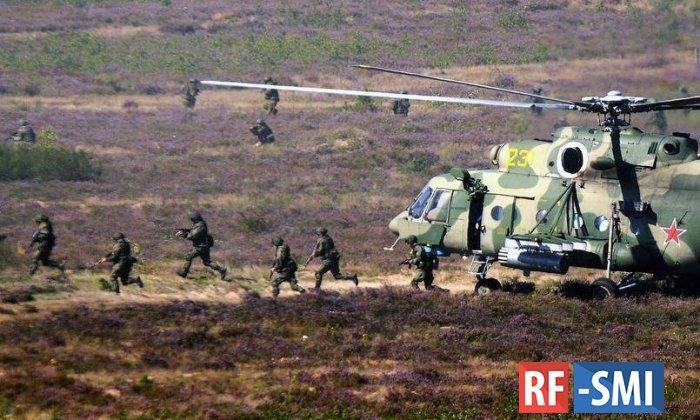 Вооруженные силы РФ увеличивают численность резервистов