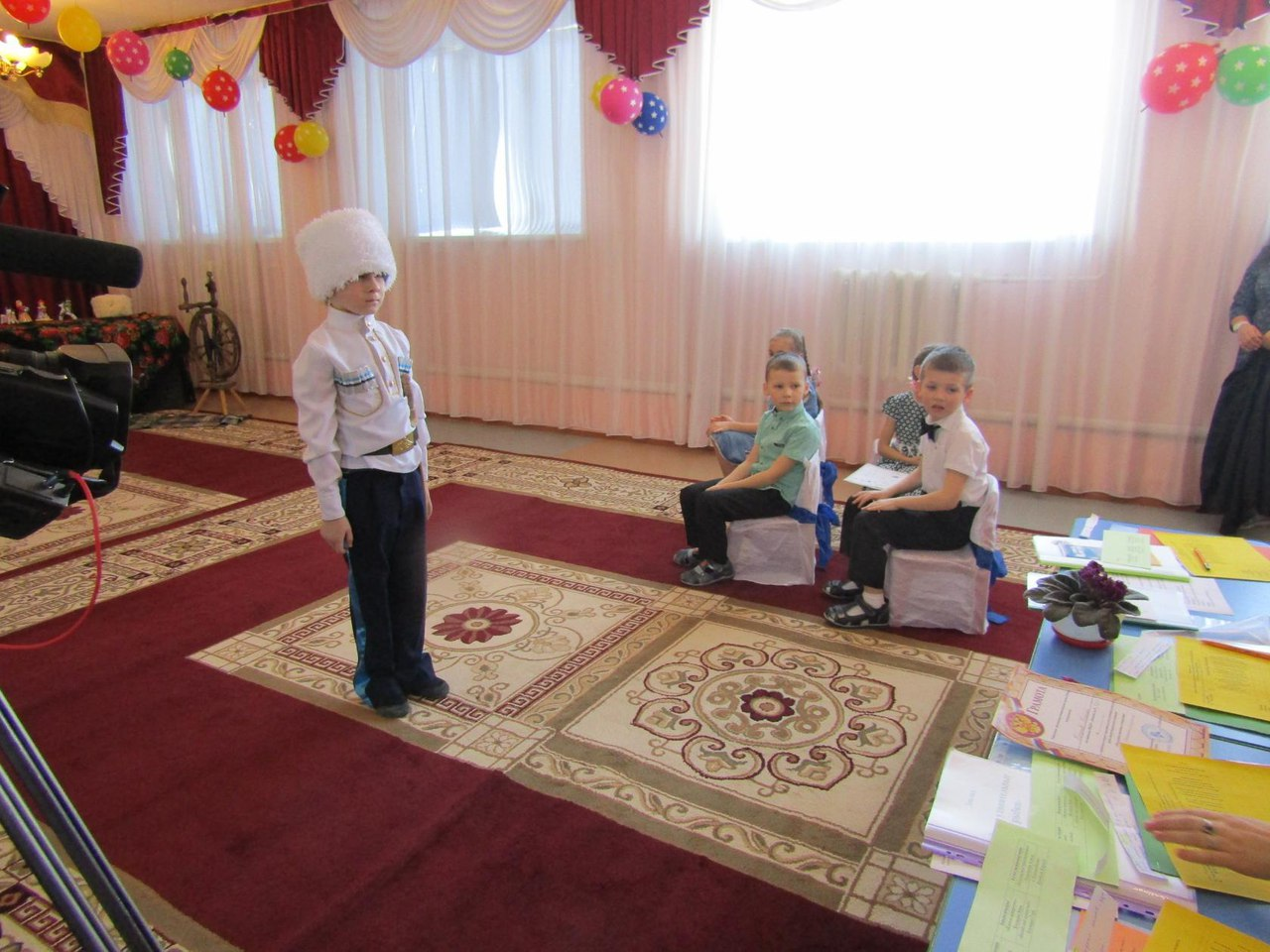 Казачий Дозор и Оренбургское казачье войско