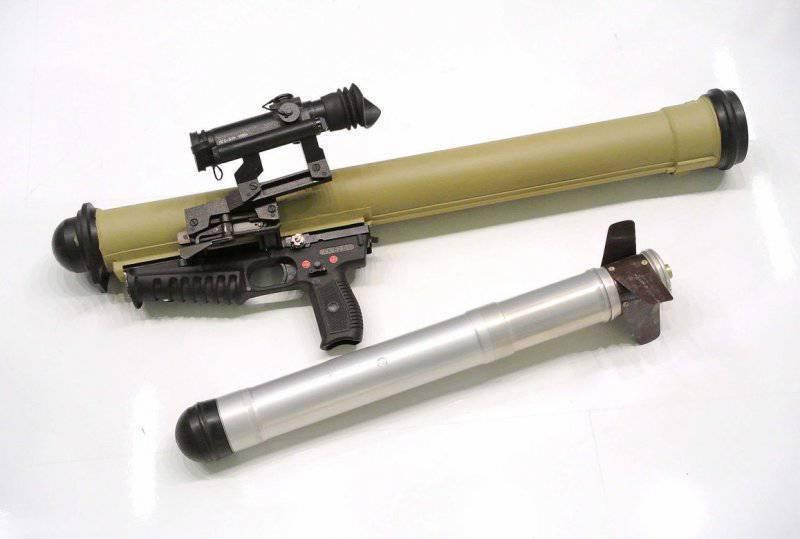 Самый маленький гранатомёт в мире начал поступать на вооружение антитеррористических подразделений РФ
