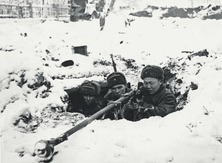 Маневренная война, кинетическое оружие и Сталин