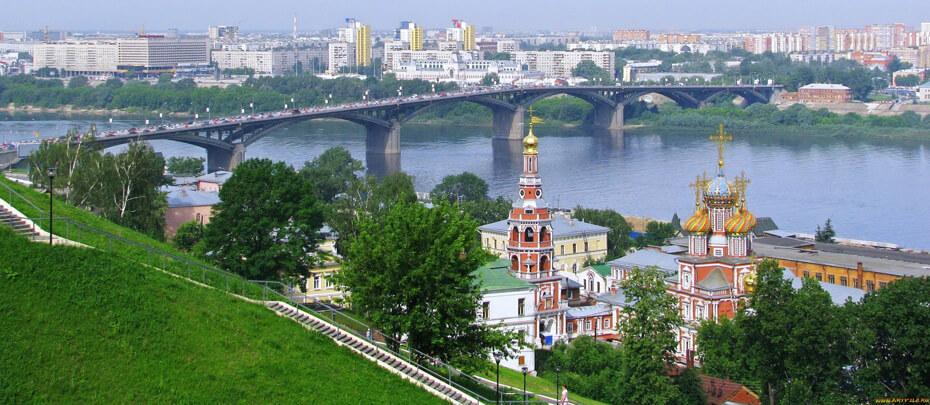 туры выходного дня в Нижний Новгород